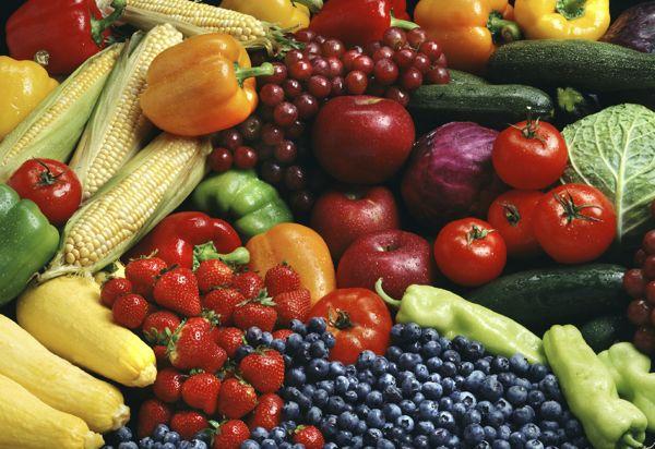 Sprej za odstranitev pesticidov s sadja in zelenjave