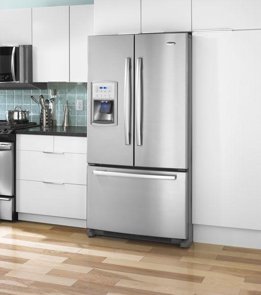 Eko čiščenje hladilnika in zamrzovalnika