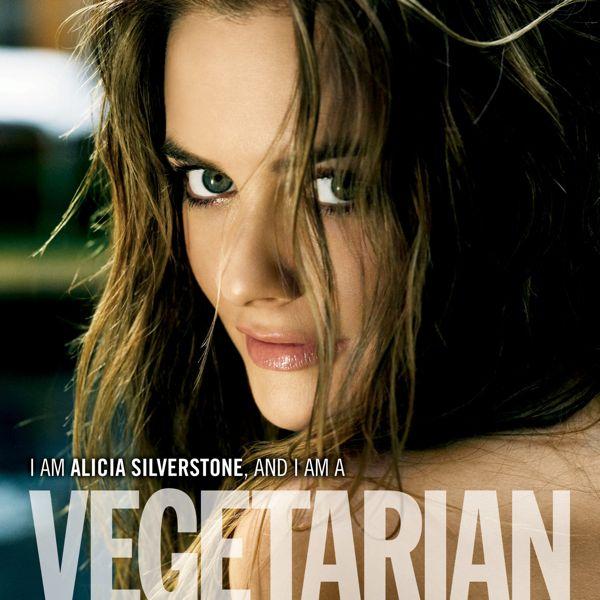 Intervju z veganko Alicio Silverstone