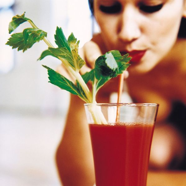 Paradižnikovi sokovi