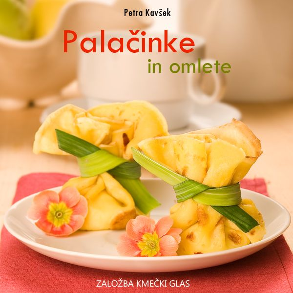 Palačinke in omlete