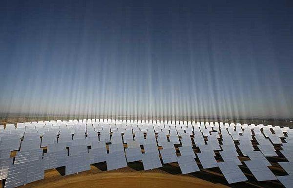 Solarno ogrevanje je ogrevanje z obnovljivimi viri energije
