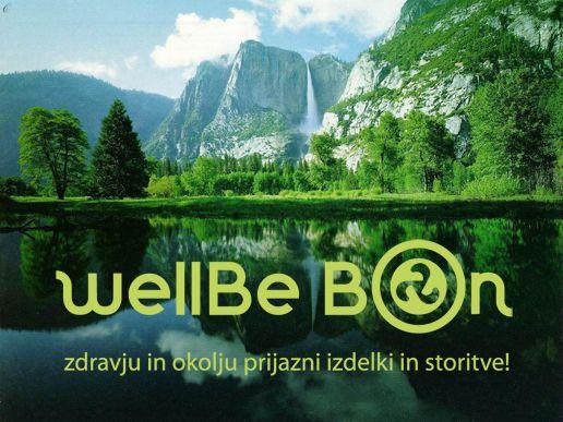 WELLBE BON – spodbuda zdravemu življenju
