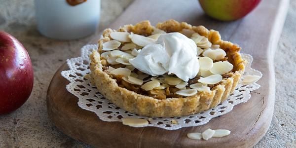 Presna jabolčna pita