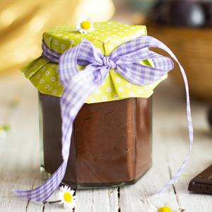 Namaz iz pečenih sliv in čokolade